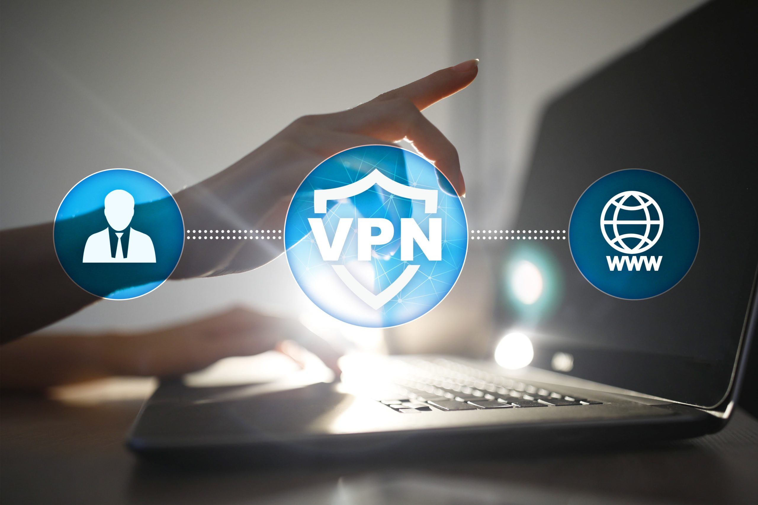 what is vpn . virtual private network