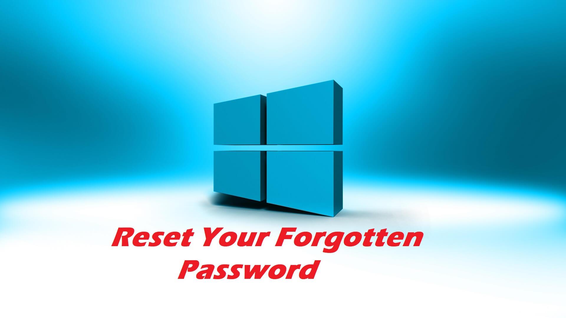 windows 7 password