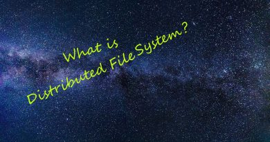 Distributed File System (DFS) .