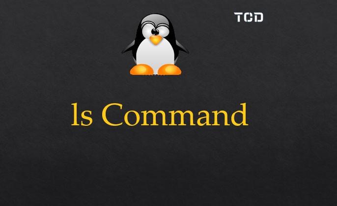 ls command